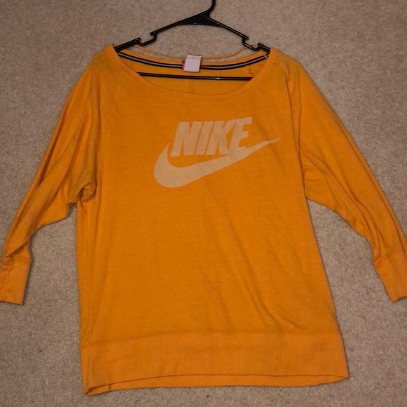 Nike Tops - Quarter Sleeve